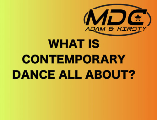WHAT IT CONTEMPORARY DANCE?