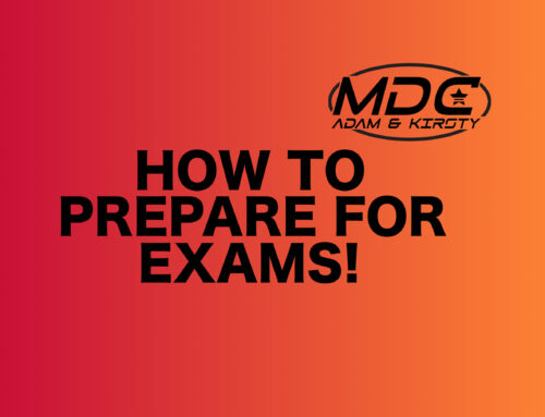 HOW TO PREPARE FOR YOUR EXAMS!
