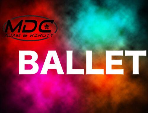 PRIMARY BALLET VIRTUAL CLASS 9