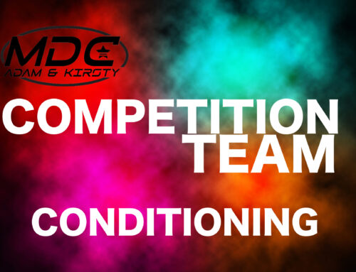 COMPETITOR CONDITIONING – LEGS