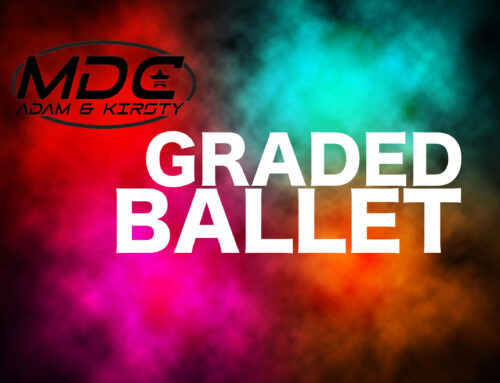 GRADED BALLET VIRTUAL CLASS 9