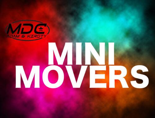 MINI MOVERS WEEK 7