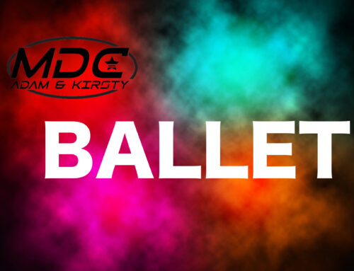 GRADED BALLET – JULY VIRTUAL CLASS