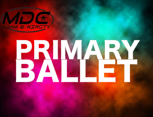 PRIMARY BALLET GLOSSARY