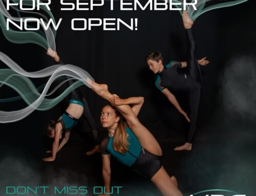 September Pre-enrolment now OPEN!