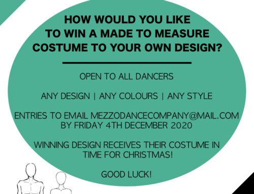 DESIGN YOUR OWN COSTUME!