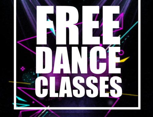 HALF TERM WEEK – FREE DANCE AND ACROBATICS CLASSES